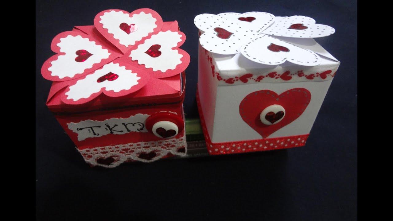 De De Del Arreglos Dia 14 La De Caja Amistad Madera Y Febrero Febrero El Para En 14 Amor 2