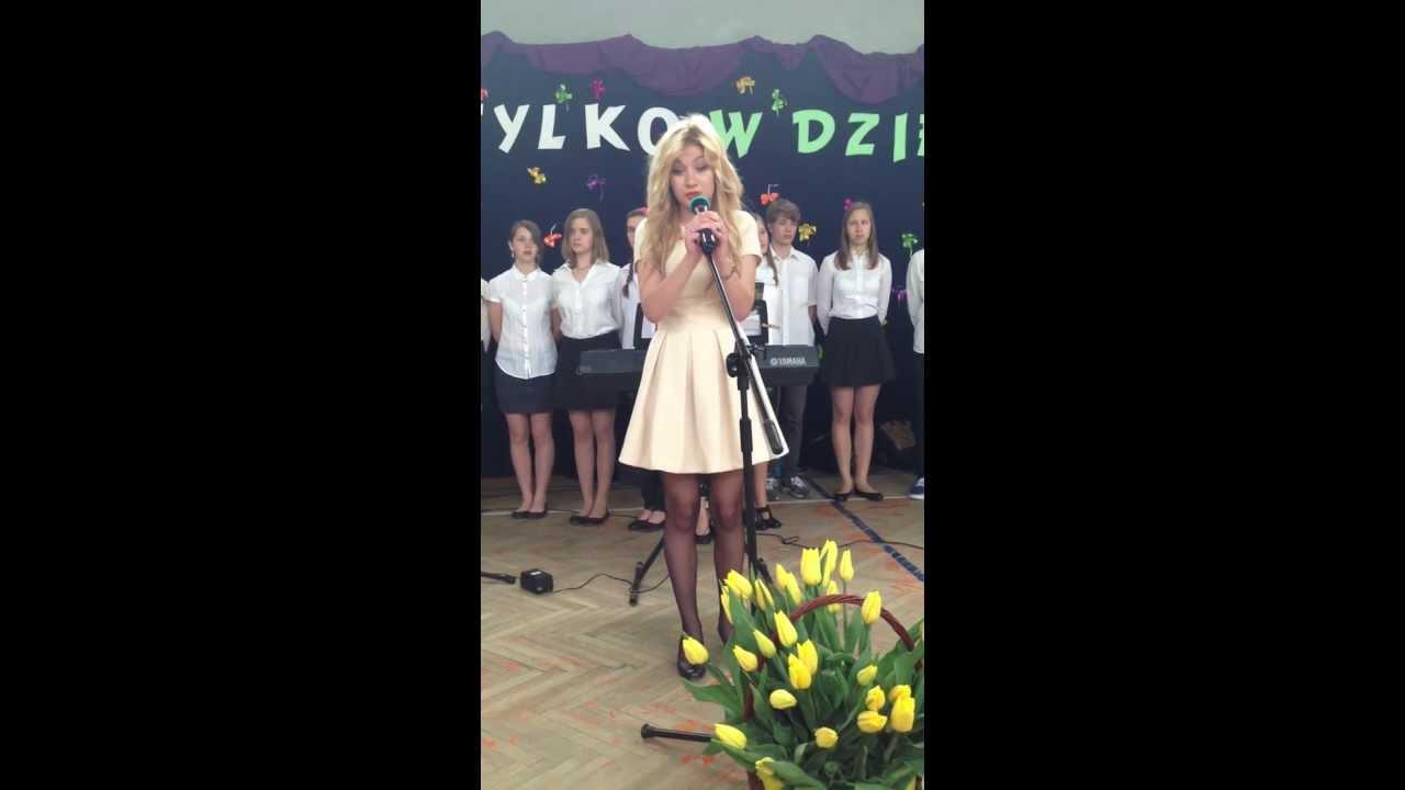 Agata Dziarmagowska- Born this way Gim. nr 3 w ...