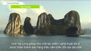 Vịnh Hạ Long - tiên cảnh trần gian
