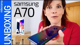 Video Samsung Galaxy A70 QNFl5_9WtzM