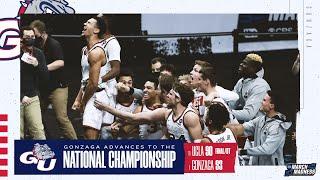 Gonzaga vs. UCLA - Final Four NCAA tournament extended highlights