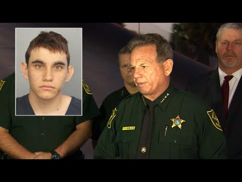 Mugshot of Alleged Florida School Shooter Nikolas Cruz Released