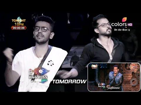 Bigg Boss 12: LIVE Updates: Weekend Ka Vaar with Salman Khan - Tonight at 9 pm - NOB