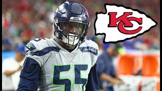 BREAKING: Seahawks DE Frank Clark Traded to Chiefs for 2019 1st Round and 2020 2nd Round Pick