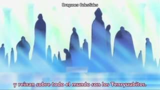 Doflamingo cuenta como se creó el gobierno mundial (One Piece)