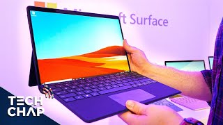 Microsoft Surface Pro 7 vs Surface Pro X vs Surface Laptop 3 - Which is Best? | The Tech Chap