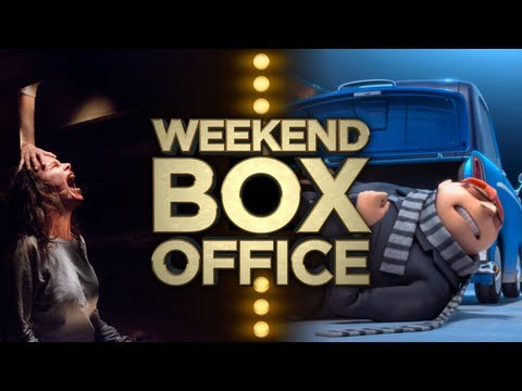 Weekend Box Office - July 19-21 2013 - Studio Earnings Report HD