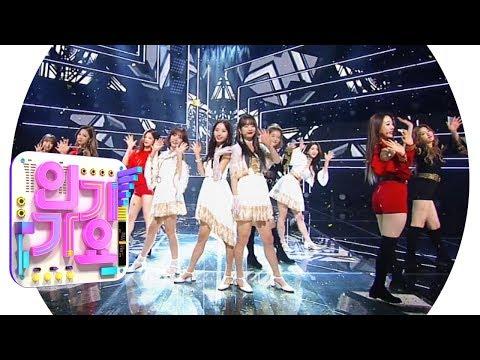 WJSN(우주소녀) - La La Love @인기가요 Inkigayo 20190217