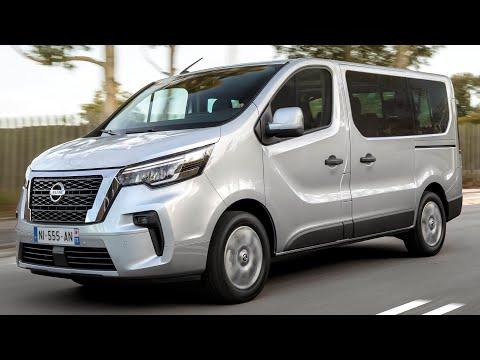 2021 Model Nissan NV300 Combi – Teknik ve Özellikleri