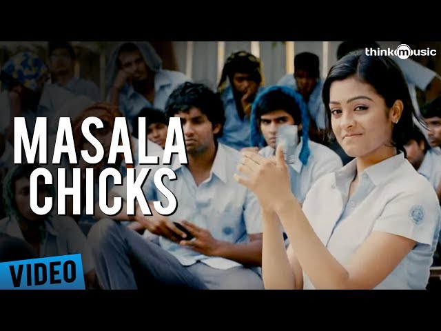 Masala Chicks Song (Official Video) - Ponmaalai Pozhudhu