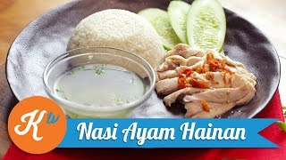 Resep Nasi Ayam Hainan | MARTIN NATADIPRAJA