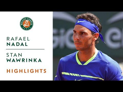 Stan Wawrinka vs Rafael Nadal