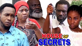 HOUSE OF SECRETS SEASON 1 - 2019 LATEST NIGERIAN NOLLYWOOD MOVIE |FULL HD