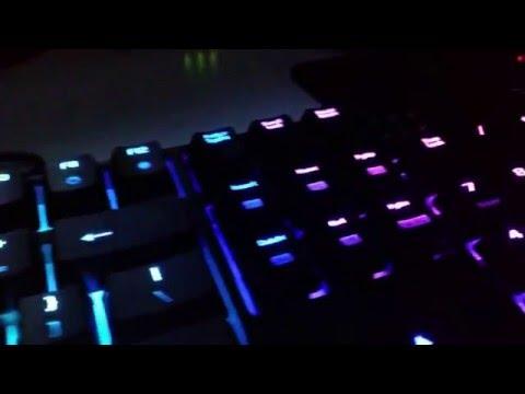 TTESPORTS Posedion Z RGB Klavye - 4K mini tanıtım