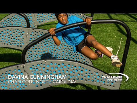 Challenge Course - In Their Own Words - Davina Cunningham