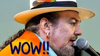 """Dr John's Best Ever version of """"Such a Night"""" piano blues"""