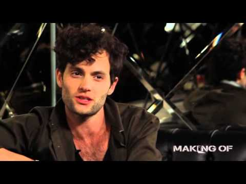 Penn Badgley 'Greetings from Tim Buckley' Interview