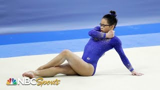 Morgan Hurd holds on to win all-around at Tokyo World Cup | NBC Sports
