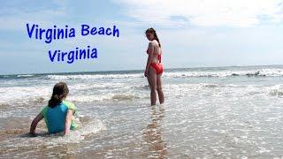 Virginia Beach, VA  - Video Review - Boardwalk, Beaches! 👈