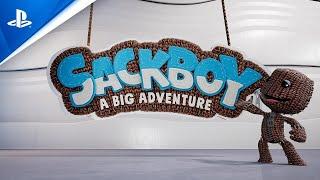 Sackboy: a big adventure :  bande-annonce
