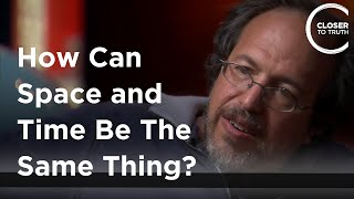 Lee Smolin - How Can Space and Time be the Same Thing?