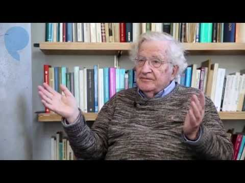N. Chomsky: How dangerous is Artificial Intelligence?