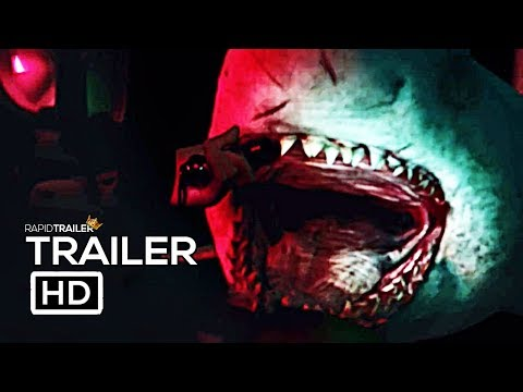 47 METERS DOWN 2: UNCAGED Official Trailer (2019) Shark, Horror Movie HD