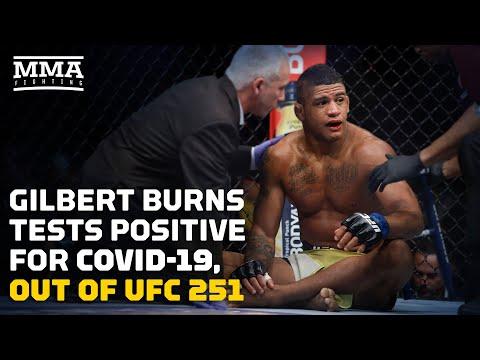 React: Gilbert Burns Out Of UFC 251 Main Event With Kamaru Usman- MMA Fighting