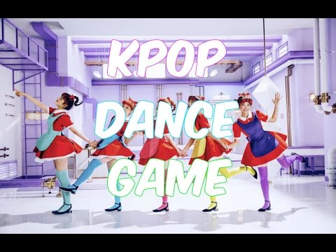 RANDOM KPOP DANCE GAME (with video)