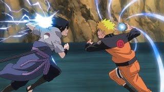 My friend「AMV」Naruto vs Sasuke final battle (FILLER) (2016) HD