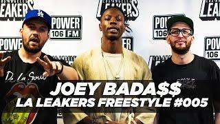 Joey Bada$$ Freestyle With The LA Leakers | #Freestyle005