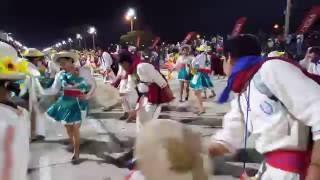 """COMPARSA """"INTEGRACIÓN CHICHEÑA Flor de Tupiza"""" Virgen del Carmen 2016. Video 4K. Segunda parte."""