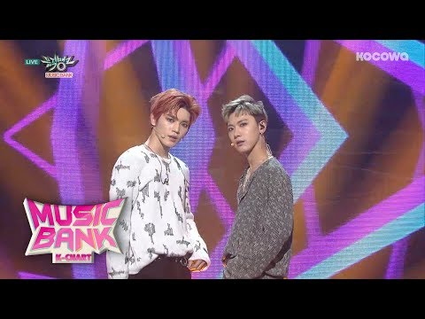 NCT U - Baby Don't Stop [Music Bank Ep 919]