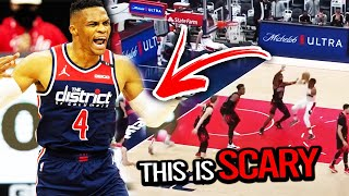 RUSSELL WESTBROOK is EXPOSING BRADLEY BEAL & The Washington Wizards BIGGEST WEAKNESS ft(Deni Avdija)
