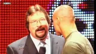 Randy Orton VS Triple H VS John Cena Night Of Champions Promo
