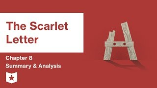 The Scarlet Letter  | Chapter 8 Summary and Analysis | Nathaniel Hawthorne