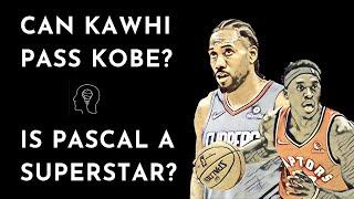 Kawhi's passing, superstar Siakam & defensive hawks | 5 Thoughts