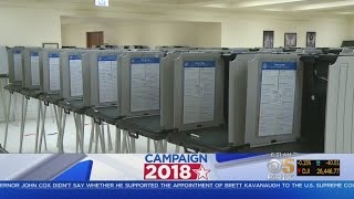 Early Voting Begins In Some Bay Area Counties
