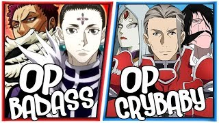 OP Villains Could be Awesome but are Usually Pretty Boring... (Hunter X Hunter, Naruto & One Piece)