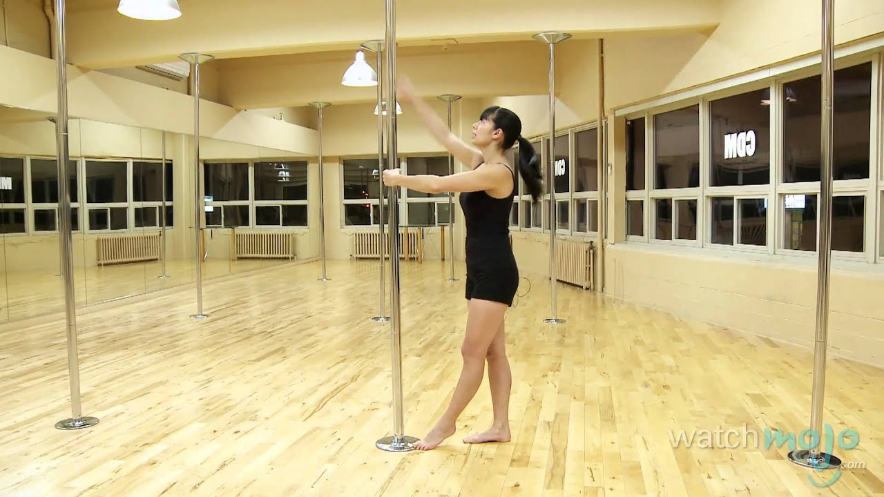 Pole Dance Workout for Beginners - YouTube