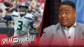 Russell Wilson has more in common with Ali than Kaepernick does —Whitlock | NFL | SPEAK FOR YOURSELF