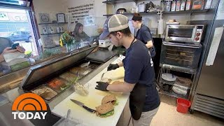 North Carolina Café Allows Customers To Pay What They Can   TODAY