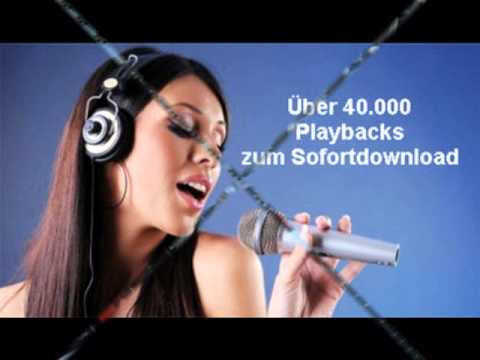 Baixar Heimweh (So schön war die Zeit) - Playback/ Karaoke in the Art of Axel Fischer