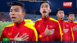 U20 VIỆT NAM vs U20 NEW ZEALAND VCK U20 world cup 2017