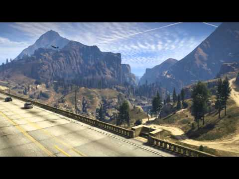 GTA V Official Gameplay Video