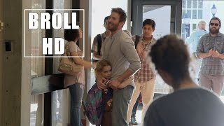 Gifted B-roll HD Chris Evans, McKenna Grace, Octavia Spencer, Jenny Slate