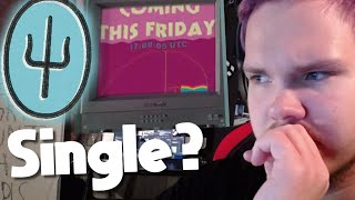 TWENTY ONE PILOTS NEW SINGLE TODAY? WEBSITE UPDATE AND FAN THEORIES (REACTION) LIVE | KECK