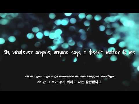 Super Junior- 너라고 (It's You) lyrics [Eng. | Rom. | Han.]