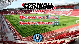 Resurrecting Rotherham #5 Exciting End to the 2nd Season!   Football Manager 2015