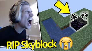 Minecraft 10IQ Plays That Will Cause Brain Damage *TRY NOT TO CRINGE* #7